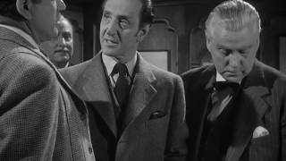 Sherlock Holmes - Terror by Night (1946) | Starring Basil Rathbone & Nigel Bruce | HD
