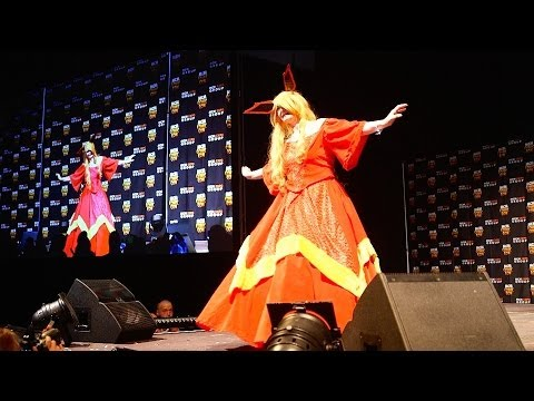 Jennifer, Finding Confidence in Pokemon Cosplay at London MCM Comic Expo 2014 - Londoner #16