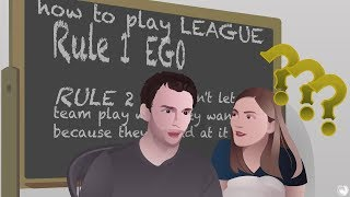 Valkrin teaches girlfriend to play League of Legends