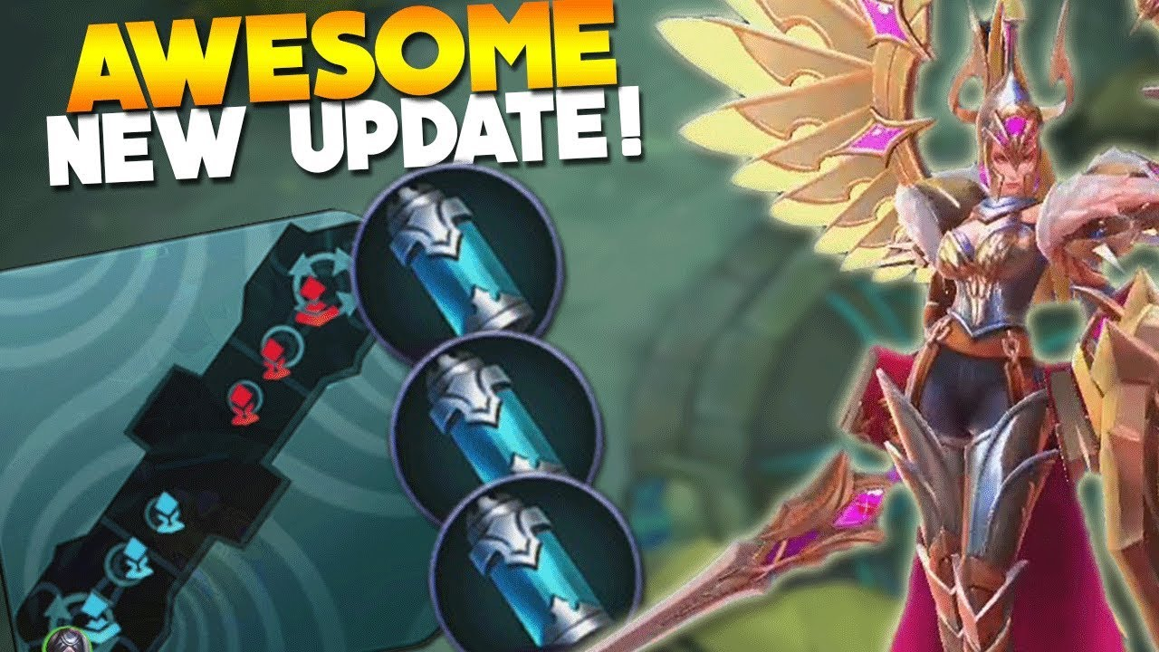 NEW Update! New Hero Skills + Items & Much More Mobile Legends
