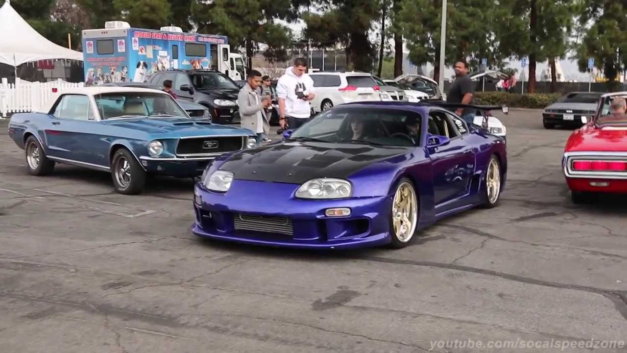Modified Car Toyota Supra Modified Toyota Supra Turbo at