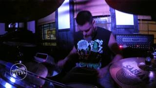 DEMONIC REIGN (Drum Cam) - The Pickwick Pub (11/09/14)