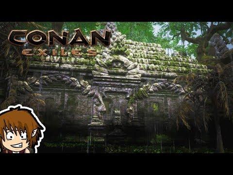 Conan Exiles: Der Schwarze Garten! [Let's Play Conan Exiles Gameplay Deutsch #106]