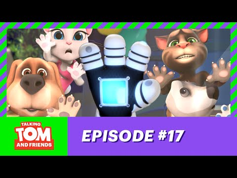Talking Tom and Friends - Glove Phone (Season1 Episode 17)