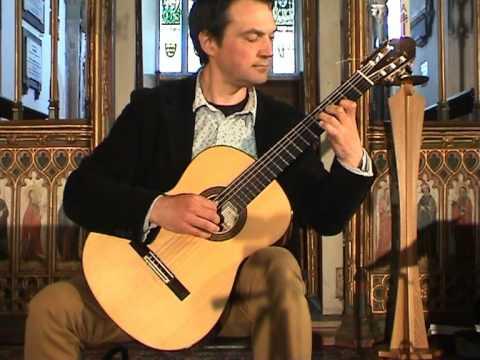 Andres Segovia - Segovia Study No 7