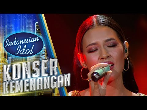 Download RAISA - TERISTIMEWA - KONSER KEMENANGAN - Indonesian Idol 2020 Mp4 baru