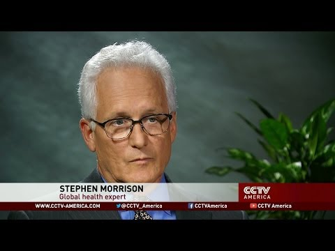 Stephen Morrison on the Ebola outbreak
