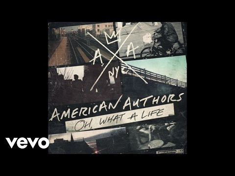 American Authors - Think About It (Audio)