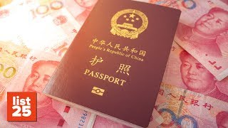 25 Strange Travel Tips From The Chinese Government