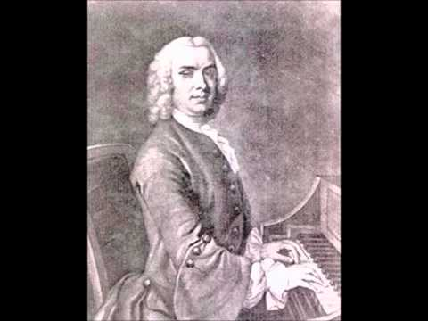 John Stanley - Op.07 10 Voluntarys For Organ [Harpsichord] (1754) No.04 In D Minor