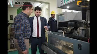 Cukuroya Kimiya Turkey visited Infinity School of Engineering