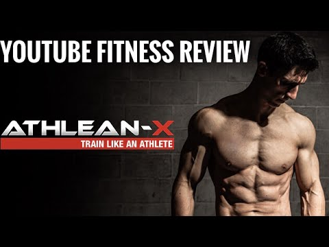 YouTube Fitness Review - Athlean-X