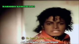 Michael Jackson Beat It Subtitulado Al Español Official Audio Vevo
