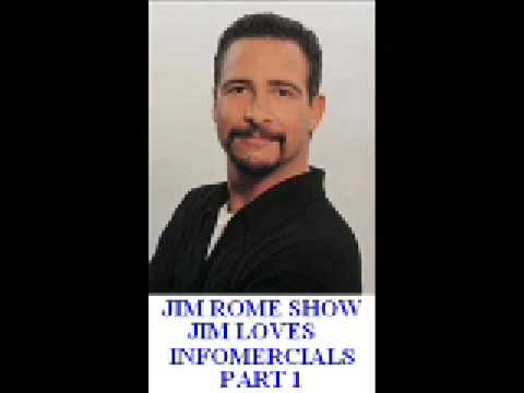 Jim Rome Show - Jim Loves Infomercials Especially the Snuggy and the ShamWow Part 1