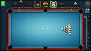 The Opponent Quit the Game - 8 Ball Pool