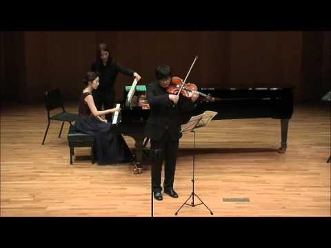 [파가니니의비올라] Berlioz -- Harold in Italy (연주 : 김상진 Sangjin Kim)