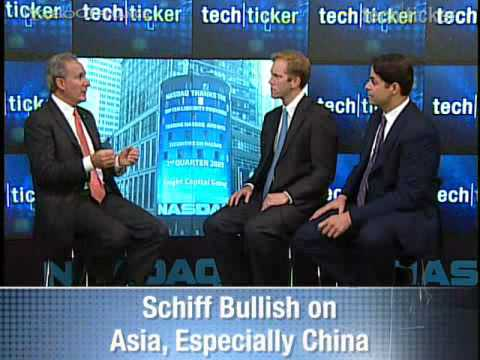Peter Schiff: US Rally Is Doomed, Gold May Hit $5000 - tech ticker - 09-24-09