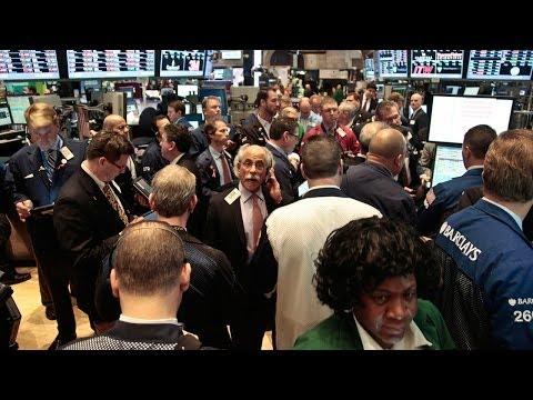 Markets Rally, Cisco Slumps