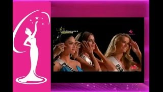 (FULL VIDEO) TOP 3 FINAL QUESTION & ANSWER Miss Universe 2015