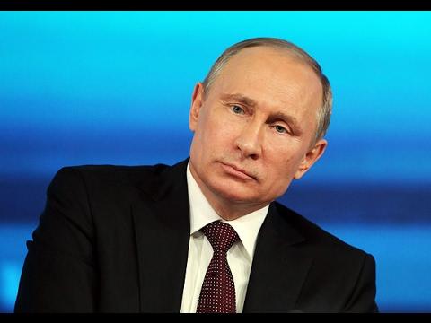 Владимир Путин в Будапеште. Пресс-конференция по итогам переговоров
