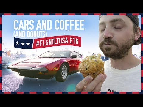 Cars and Coffee | Malibu Beach | FLGNTLT USA E16