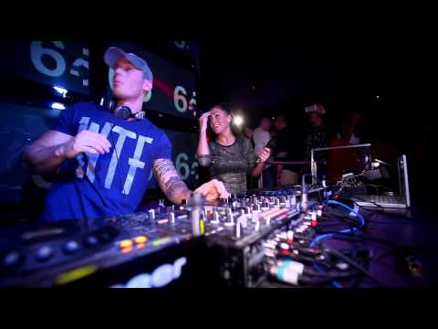 Anymood live @ Up The Club Hungary (Xmas Party 2014)