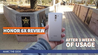 Honor 6X Review After 3 Weeks of Usage