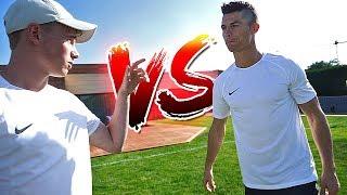 freekickerz vs Cristiano Ronaldo