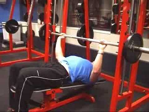 Decline Press Machine Decline Smith Machine Press