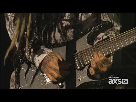 Korn - Dead Bodies Everywhere - Family Values Festival 2013 - Broomfield, CO, USA 05/10/2013 PROSHOT