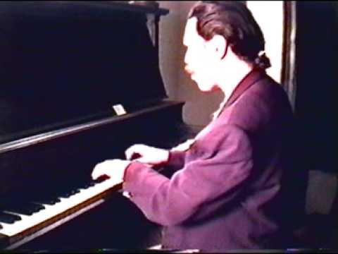 Ragtime Mark Birnbaum Piano - Darktown Strutter's Ball