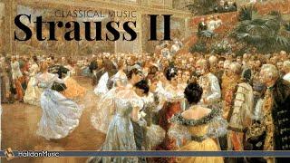Strauss II -  Waltzes, Polkas & Operettas | Classical Music Collection