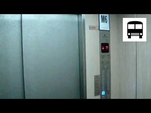 Gleneagles Medical Centre - ThyssenKrupp Traction Elevator