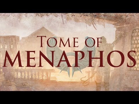 A Tome Of Menaphos - RuneScape