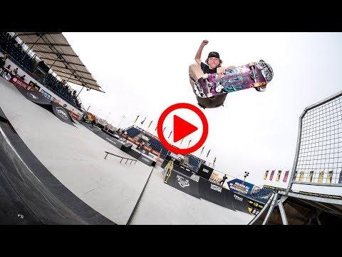 The Hague International Skateboard Contest LIVE