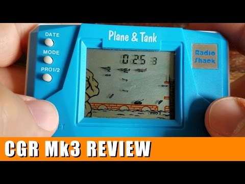 Classic Game Room - RADIO SHACK PLANE & TANK review