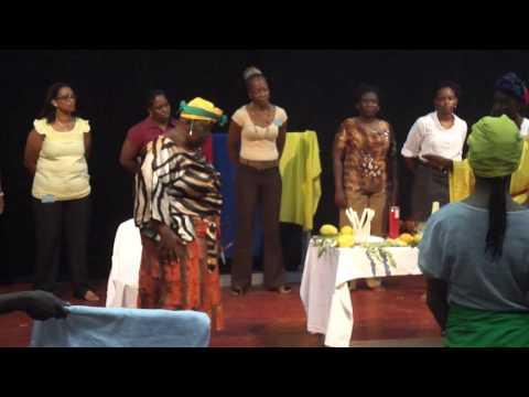 Jamaica Cultural Form