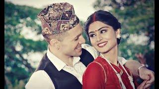 """""""बढ्दो छ - बढ्न देऊ"""" - Rijan Giri ft. Ganga Giri - NEPALI FOLK TUNE"""