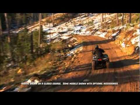 2011 Arctic Cat 550 LTD Work Utility ATV