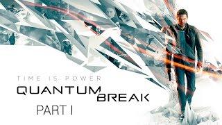 Quantum Break All Cutscenes Movie HD - PART I