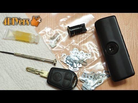 DIY: BMW Glove Box Lock Coding