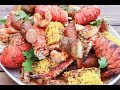 Seafood Boil with Creole Butter Sauce - I Heart Recipes