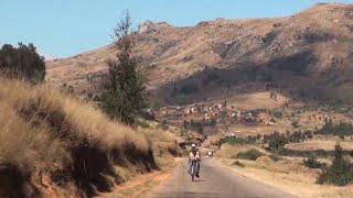 Fianarantsoa - Tulear  route Nationale 7 Madagascar