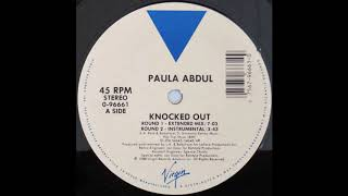 Paula Abdul - Knocked Out (JC Edit)
