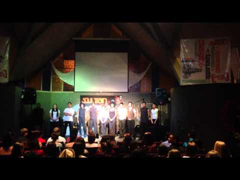 Soul Searchin' Steppers - Soul Train 2014