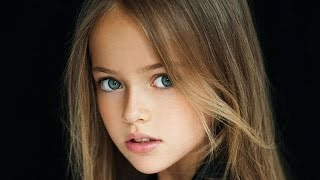 9 Yr Old Supermodel Is Attracting Pedophiles