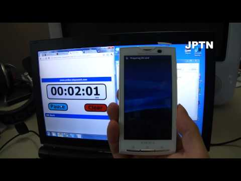 [OBSOLETE] Updating the Xperia X10 to v2.1.1 (Update 1) & Rooting Using SuperOneClick