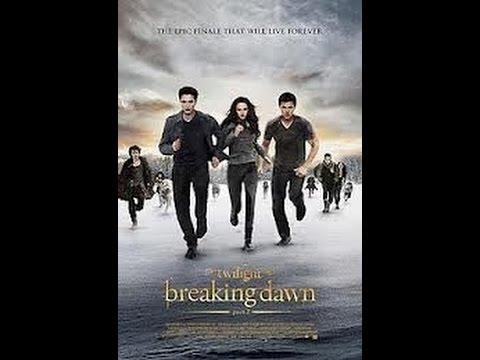 The Twilight Saga- Breaking Dawn - Part 2 Review video