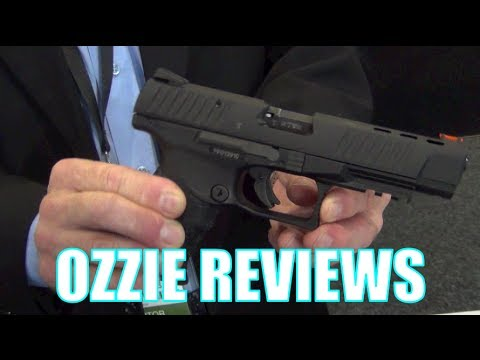 SSAA Shot Show Expo 2014 - Frontier Arms