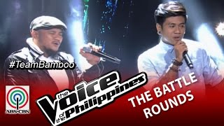 "The Voice of the Philippines Battle Round ""Rude"" by Karlo Mojica and Sean Oquendo (Season 2)"